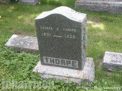 George E Thorpe