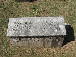 Willie Blanche <i>Stanley</i> McCrory
