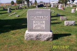 Jessie L. <i>Hunter</i> Bernard