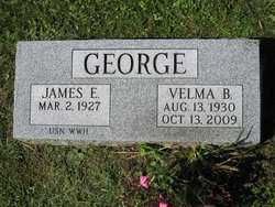 Velma Lucille <i>Bowser</i> George