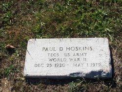 Paul Dee Hoskins