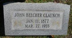John Beecher Claunch