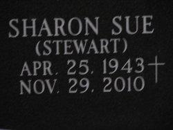Sharon Sue <i>Stewart</i> Andrews