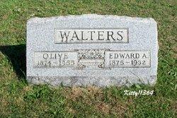Olive B <i>Borror</i> Walters