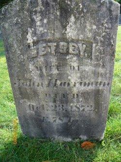 Betsey Harriman