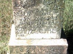 Nellie G. Archer