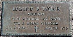 Adm Edmund B. Taylor