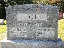 Robert H Eck