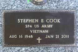 Stephen Eugene Cook