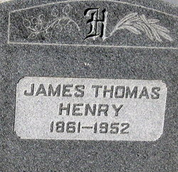 James Thomas Henry