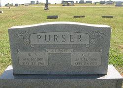 William (Bud) Newton Purser