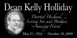 Dean Kelly Jackson Holliday