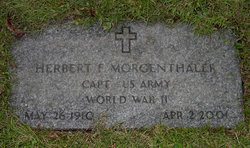 Herbert Frederick Morgenthaler