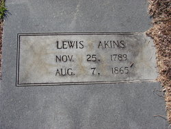 Robert Lewis Akins, Sr