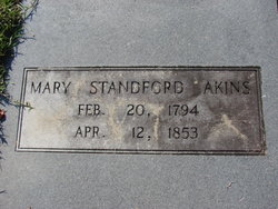 Mary Stanford Akins