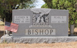 Eathen William Bishop