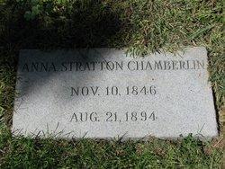 Anna Augusta <i>Stratton</i> Chamberlin