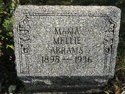 Mellie Isabel <i>Dillman</i> Abrams