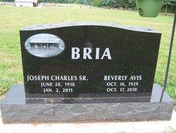 Beverly Avis <i>Eslick</i> Bria