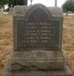 Sarah V. Rubens