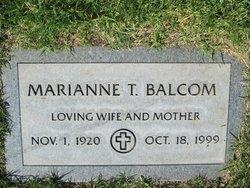 Marianne Theresa <i>Casale</i> Balcom
