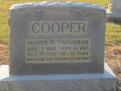 Oliver Hicks Cooper