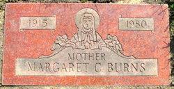 Margaret Catherine <i>McGeean</i> Burns