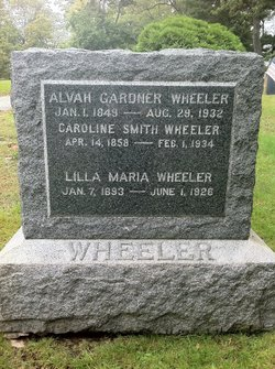 Alvah Gardner Wheeler
