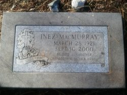 Inez E MacMurray