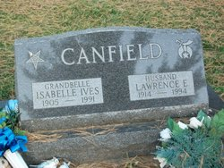 Isabelle <i>Ives</i> Canfield