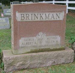 Albert A Brinkman