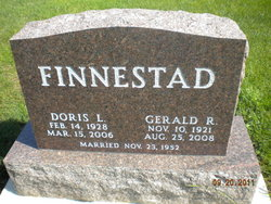 Doris I Finnestad