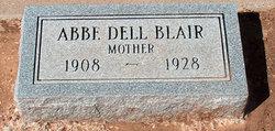 Abbe Dell <i>Phinny</i> Blair