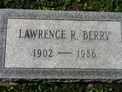 Lawrence R Berry