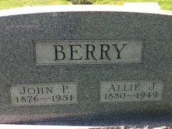 Allie Jane <i>Given</i> Berry