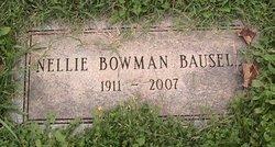 Nellie <i>Bowman</i> Bausell