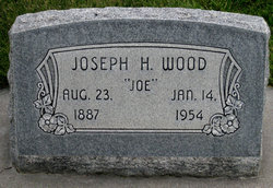 Joseph Henry Joe Wood