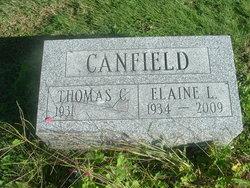 Elaine Louise <i>Daniels</i> Canfield