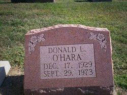 Donald L O'Hara