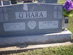 Jeffrey L O'Hara