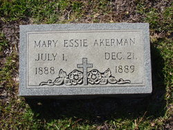 Mary Essie Akerman