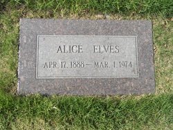 Alice <i>Wadsworth</i> Elves