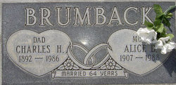 Alice D. Brumback