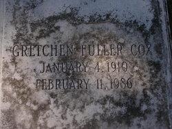Gretchen <i>Fuller</i> Cox