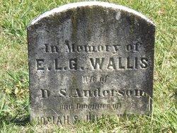 Elizabeth Louise Gardner <i>Wallis</i> Anderson