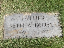Seth Austin Duryea, I