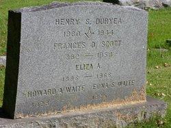 Henry S Duryea