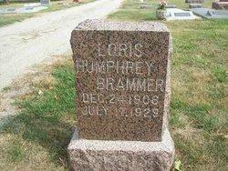 Loris Imar <i>Humphrey</i> Brammer