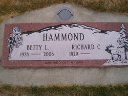 Betty Louise Hammond