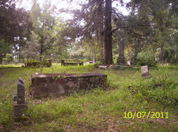 Old Hickory Grove Cemetery